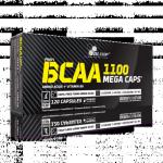 Aminokwasy BCAA MEGA CAPS® 120KAPS